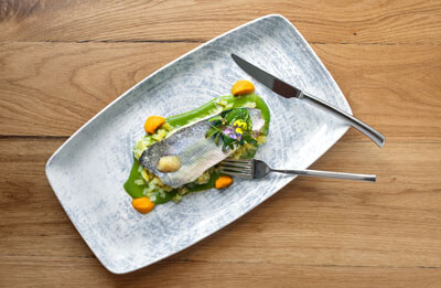 Blickwerk Fotografie, Servus Magazin, Culinary, Fisch, Speisen